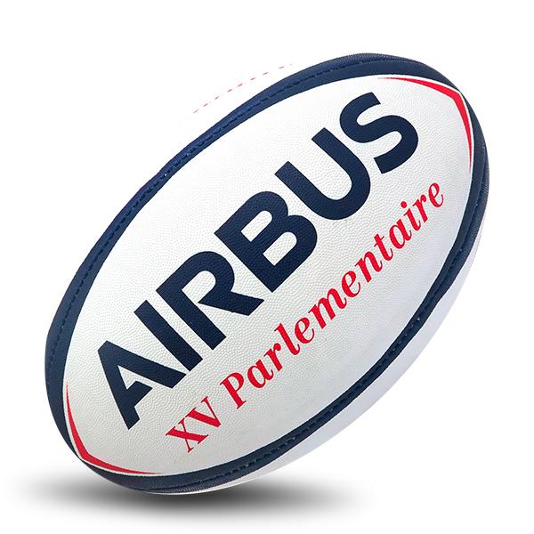 Ballon de Rugby pour Airbus
